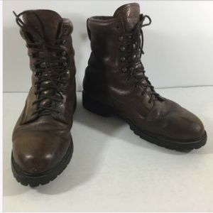 Rocky Western Ride Lacer Waterproof Leather Boots